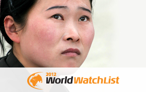 World Watch List 2012