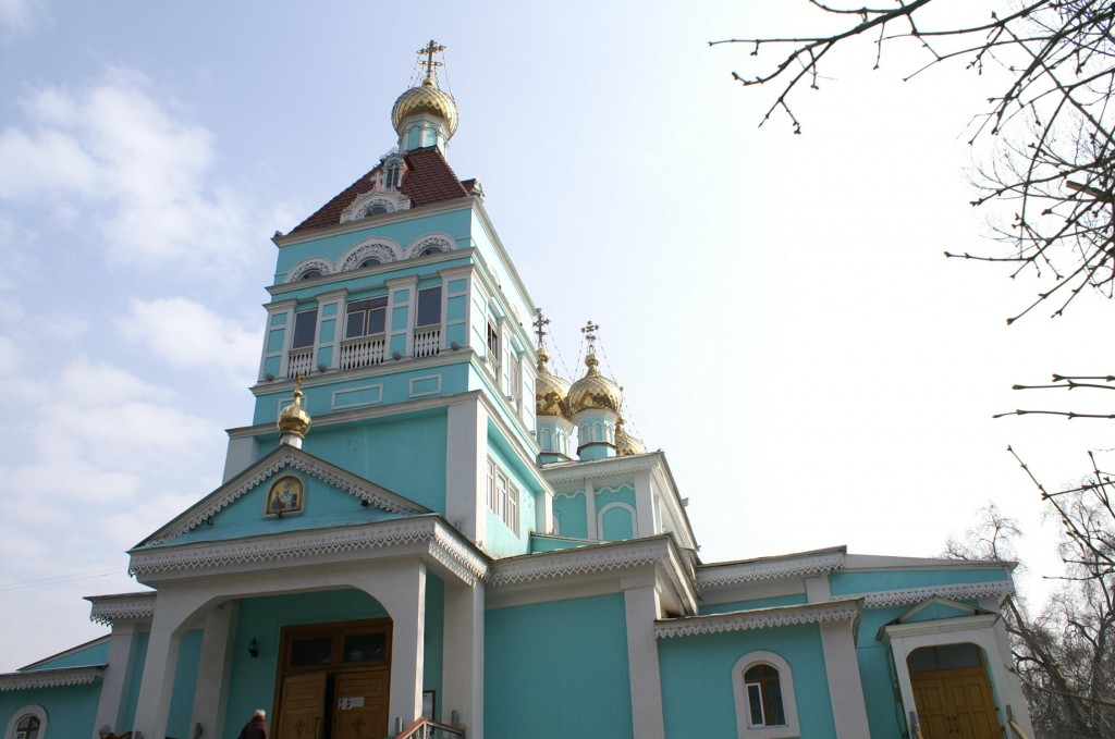 Kazakhstan Church
