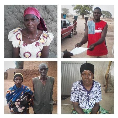 Nigeria; Families of Kidnapped Girls