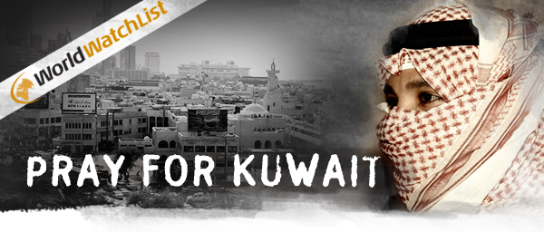 Pray for Kuwait
