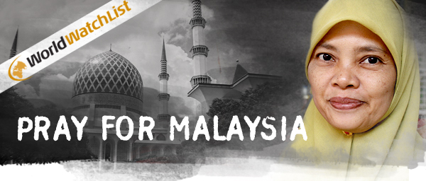 Pray for Malaysia- Open Doors USA
