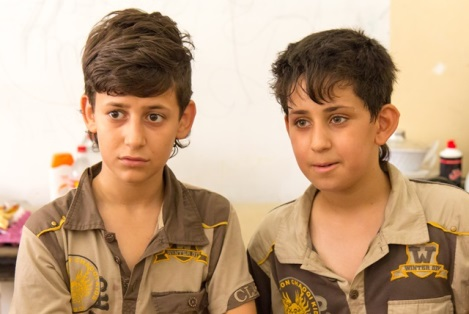 Refugee Brothers in Iraq