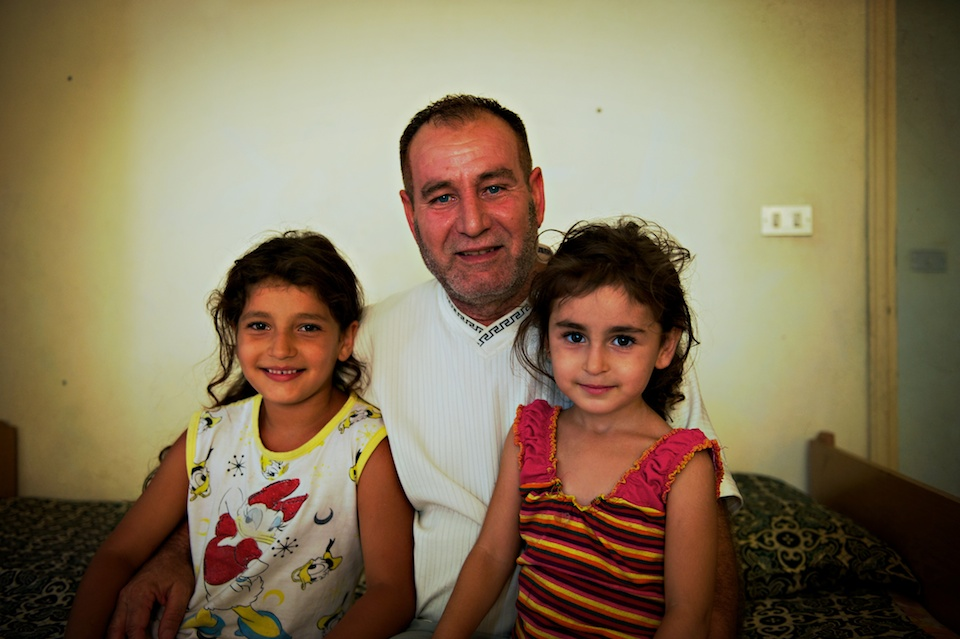 Daud and his two daughters
