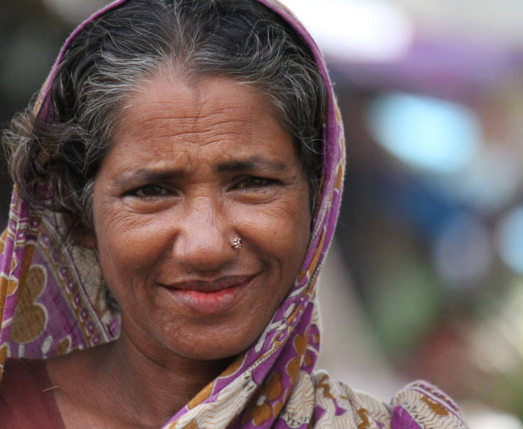 Bangladesh- woman