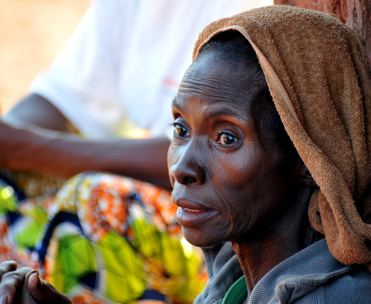 Central African Republic- Woman