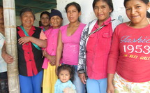 Colombia- group of indigenous women