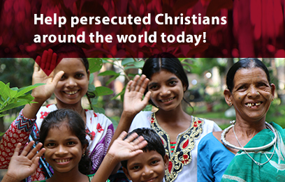 Help Persecuted Christians