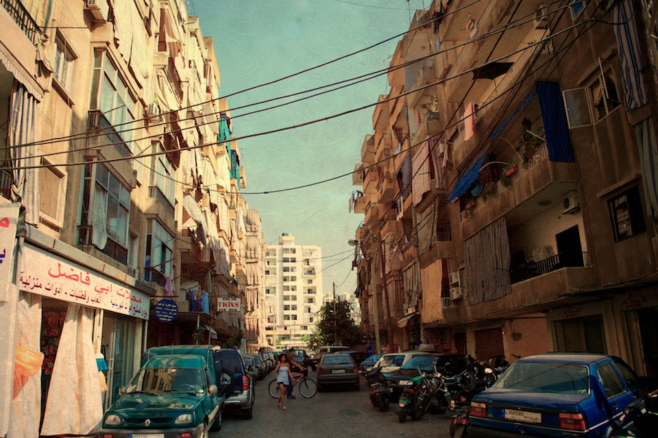 Beirut Neighborhood