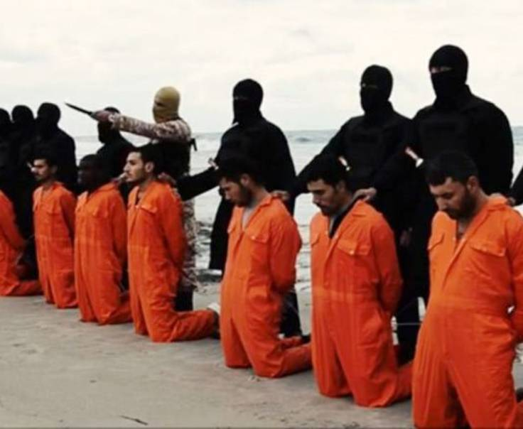 Revenge for mass beheadings of christians newsroom open doors usa