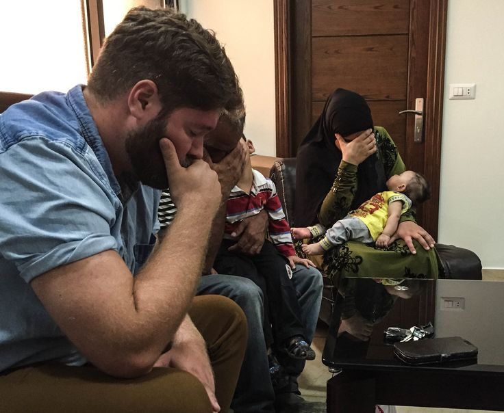Lebanon_refugee family