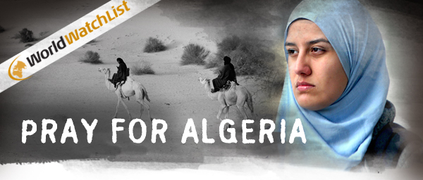 Pray For Algeria