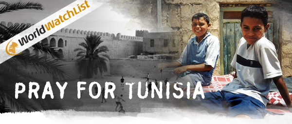 Pray for Tunisia