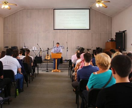 Pastor Held Responsible for Christian Event