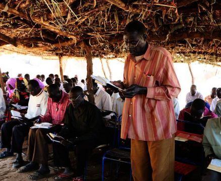 Sudanese Pastors Remain Incarcerated without Formal Charges