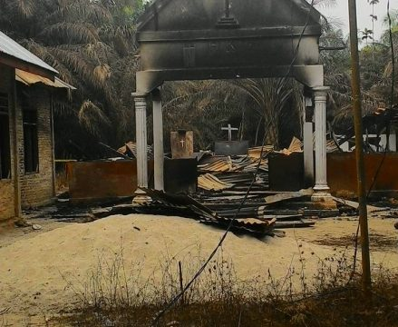 UPDATE: Nine Indonesian churches demolished after religious violence