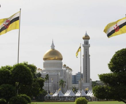 Praying Insightfully for the Sultan of Brunei