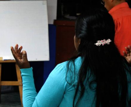 Colombia: From Widowhood to Hope