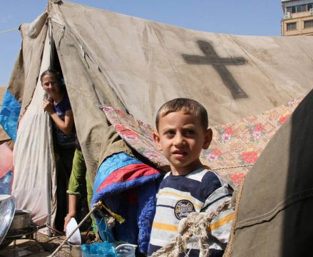 Syrian Christians Hold Tight To Eternal Hope