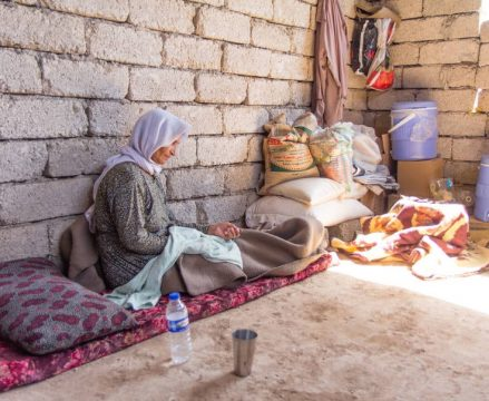 Prayer for a Christian Mother Held by ISIS for Months