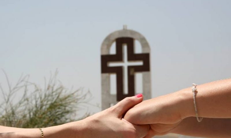 Muslim Extremists Question Legality of Catholic Prayer Site