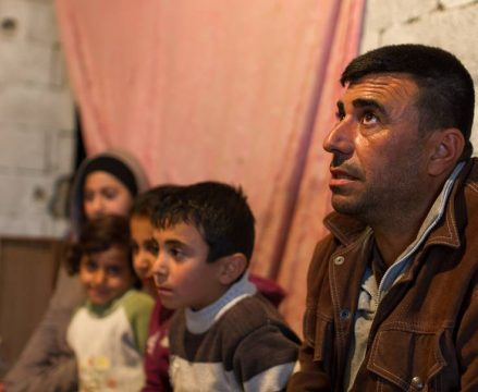 Syrian Pastor Serves Displaced Church