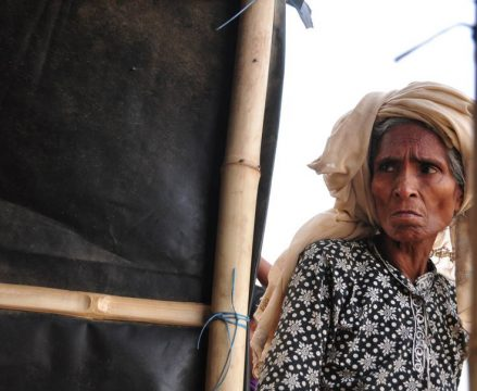 The Rohingya People: Starving Migrants Await their Fate