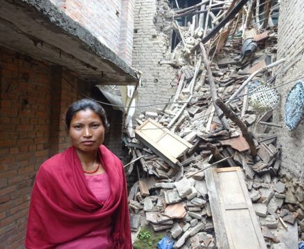 Today in Nepal: Improper Aid Distribution