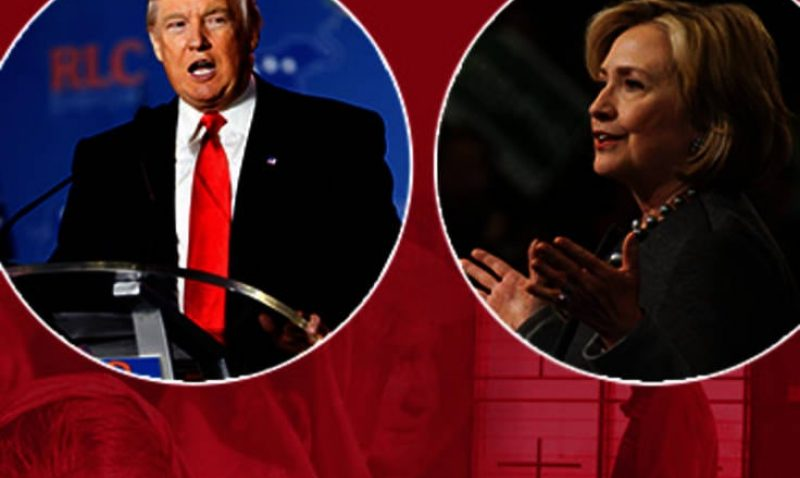 Join Us On Facebook Live For Presidential Debates
