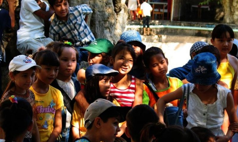 Child Raising Seminar Held This Week in Central Asia