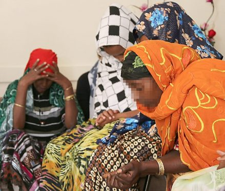 Four Ethiopian Girls Released from Prison
