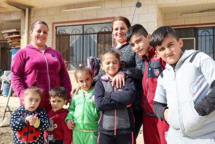 Iraq: First Christian Families Return to Liberated Villages