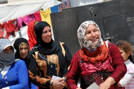 Women Are Survivors In Syria