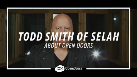 Todd Smith of Selah – About Open Doors