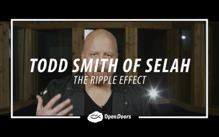 Todd Smith of Selah – The Ripple Effect