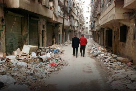 Chemical Warfare in Syria Creates Extreme Need