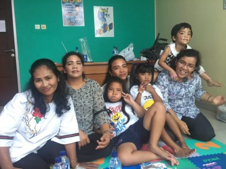 Parents and Children Search for Healing After Violent Church Bombing in Indonesia