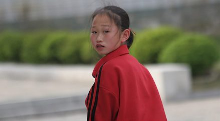 As a Young Girl in North Korea, She Was Afraid to Even Touch a Bible