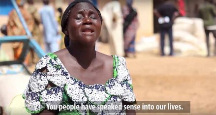 "Christians in Nigeria Say ""Thank You!"""