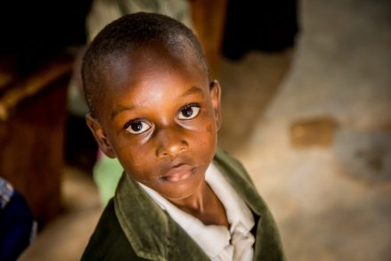 The Greatest Power of the Kingdom in the Heart of a Nigerian Child