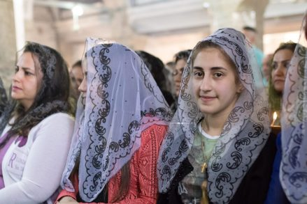 Kurdish Independence Puts Believers' Hope on Hold