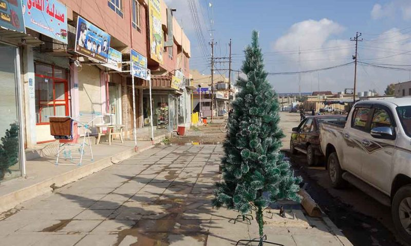 Christians in the Nineveh Plain Prepare for a Special Christmas
