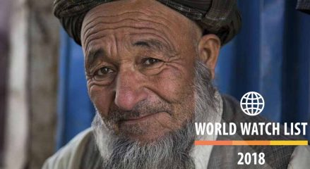 What Do We Pray for the Secret Church in Afghanistan?