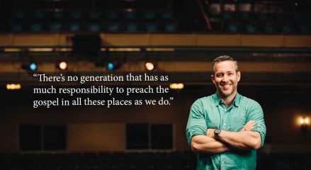 Pastor J.D. Greear: 'What You Pray for, You Begin to Care About'