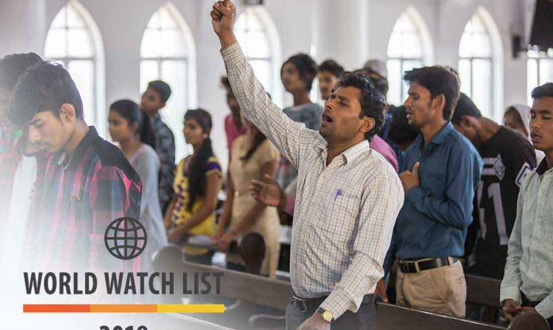 215 Million Believers Face Persecution for Their Faith in Christ