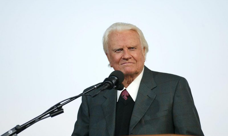 Billy Graham, Brother Andrew and a Simple Life of Obedience