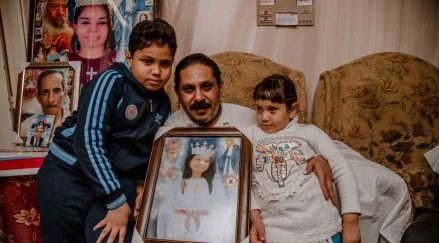 Palm Sunday Widower in Egypt Remembers Deadly Attack—Open Doors Calls for Worldwide Prayer