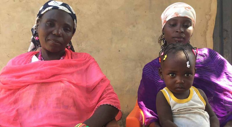 Held in Fulani Captivity-Kidnapped Nigerian Christians Cling