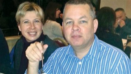 US Pastor Brunson Moved From 'Nightmare' Prison