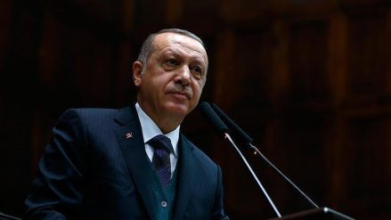 Turkey's President Responds to U.S. Pressure to Free Andrew Brunson