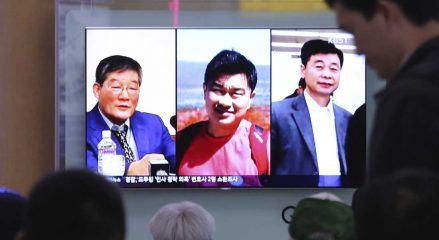 North Korea Expected to Release 3 American Prisoners—Including 2 Christians